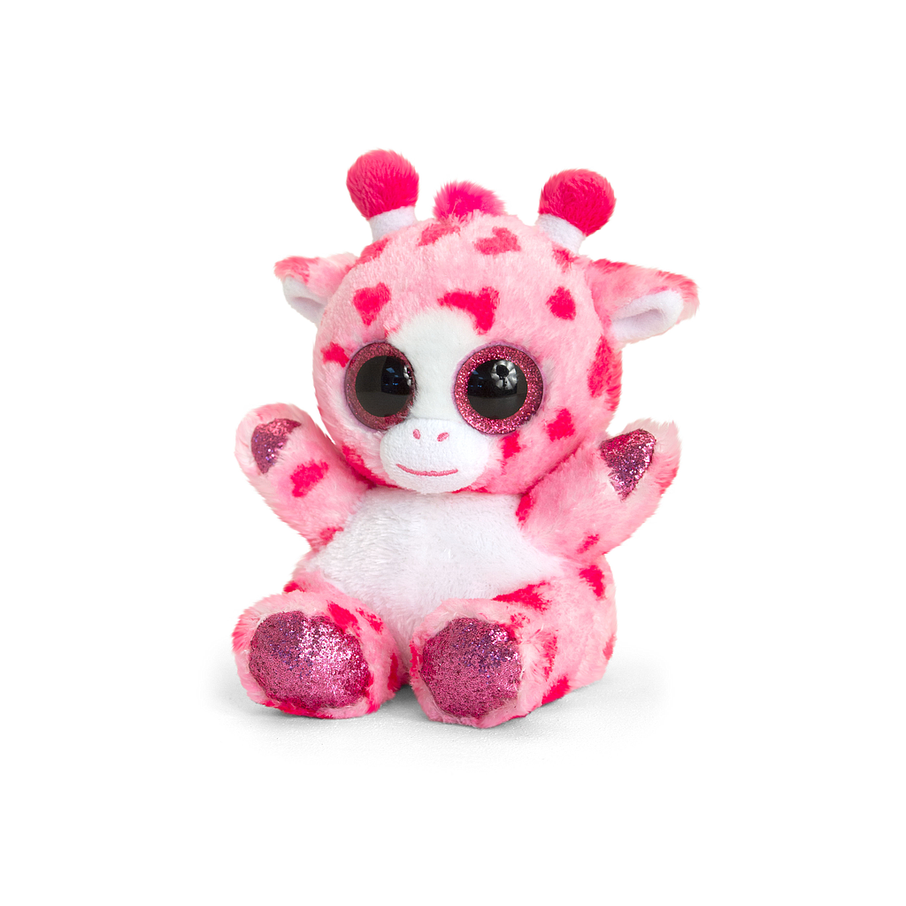 Keel Toys Animotsu roosa kaelkirjak 15 cm