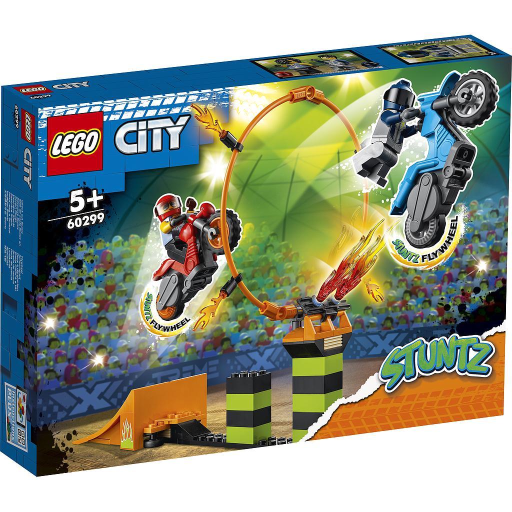 LEGO City Trikivõistlus