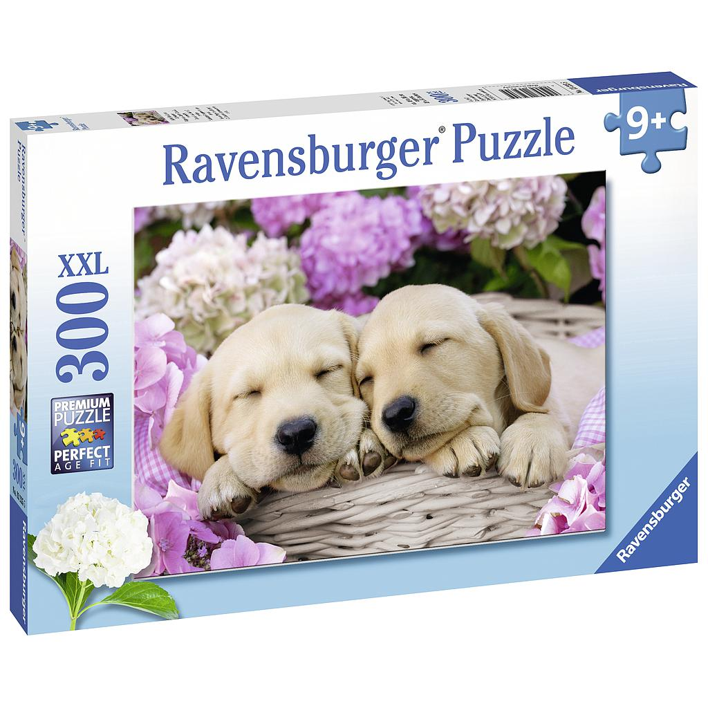 Ravensburger Puzzle 300 pc Cute Friends XXL