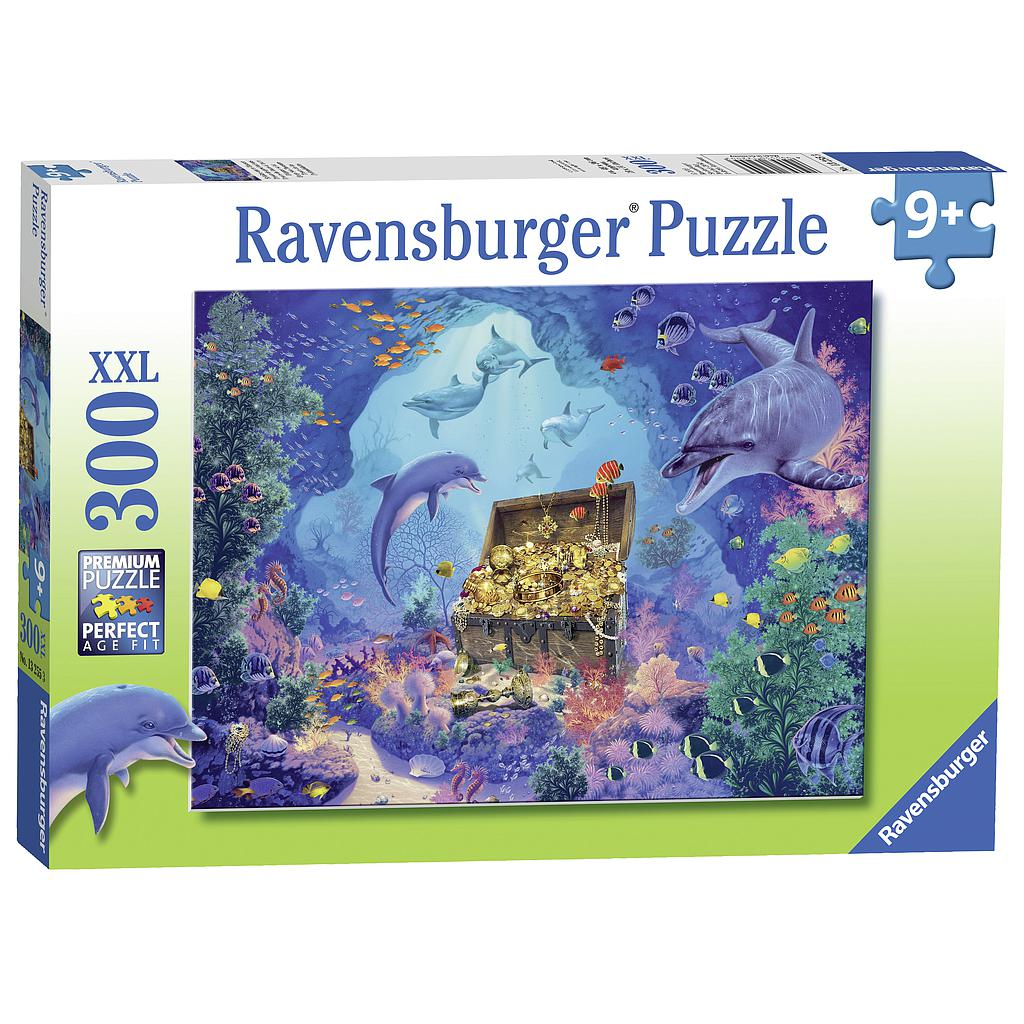 Ravensburger Puzzle 300 pc Deep Sea Treasure