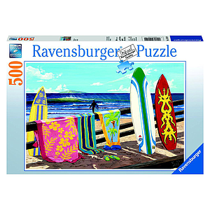 Ravensburger Puzzle 500 pc Holiday