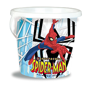 Smoby Spider-Man Big Bucket