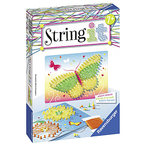 Ravensburger String It Mini - Butterflies