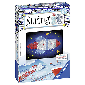 Ravensburger String It Mini - Vehicles