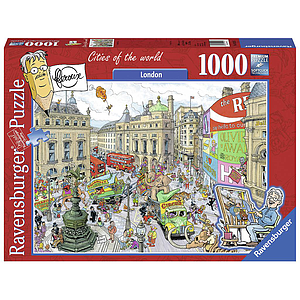 Ravensburger Puzzle 1000 pc London