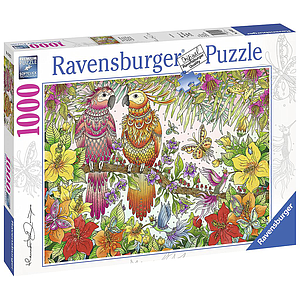 Ravensburger Puzzle 1000 pc Tropical