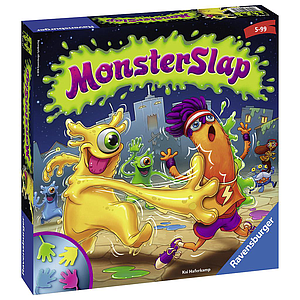Ravensburger lauamäng Monster Slap