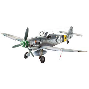 Revell Messerschmitt Bf109 G-6 Late & early version 1:32