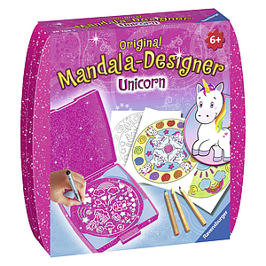 Ravensburger Mini Mandala Designer Unicorn