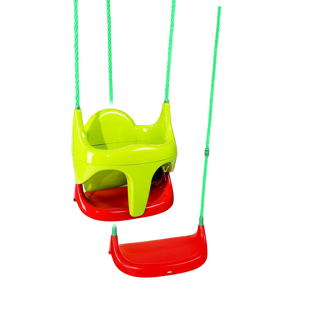 Smoby baby swing seat 2 in 1