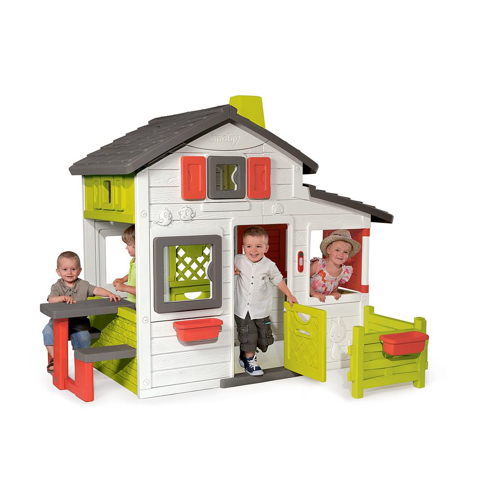 Smoby Friends Playhouse