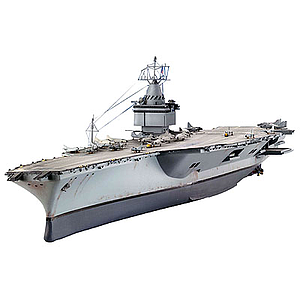Revell Nuclear Carrier U.S.S. Enterprise  1:720