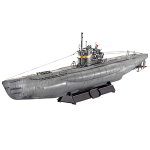 Revell German Submarine Type VII / 41  1:144