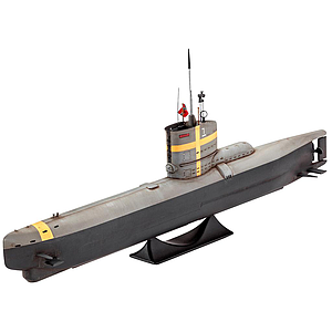 Revell German Submarine TYPE XXIII 1:144