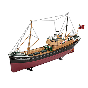 Revell North Sea Trawler 1:142