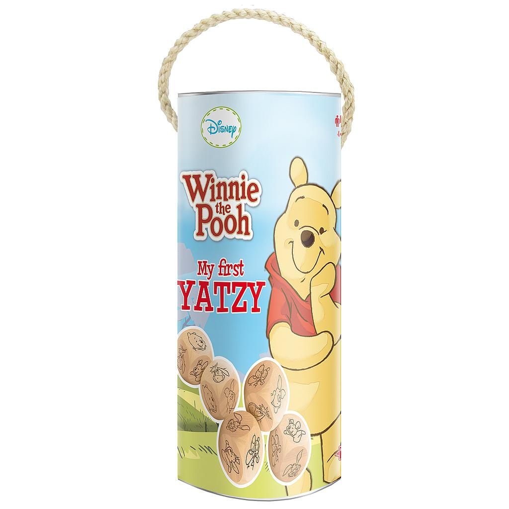 Tactic Out Door Game Winnie the Pooh Yatzy