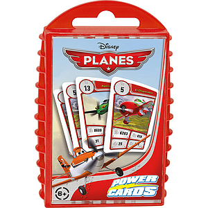 Tactic Playingcards Disney Planes