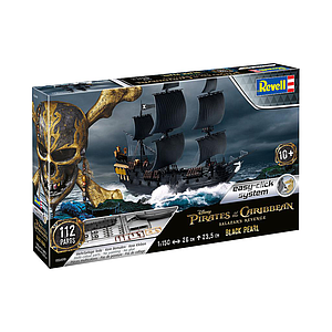 Revell Black Pearl 1:150 Easy-Click