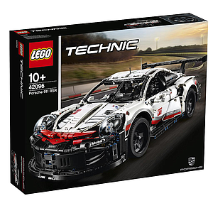 LEGO Technic Preliminary GT Race Car