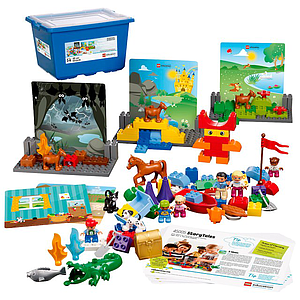 LEGO Education DUPLO Jutuvestja