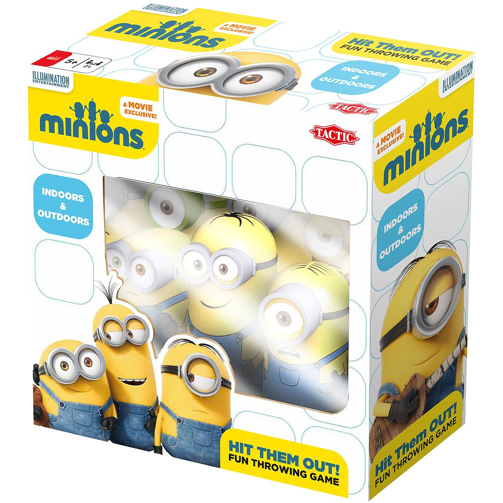 Tactic MINIONS Game