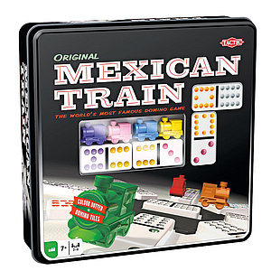 Tactic lauamäng Mexican Train
