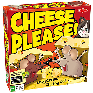Tactic Cheese Please board game
