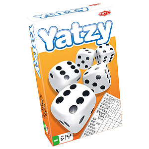 Tactic Yatzy board game