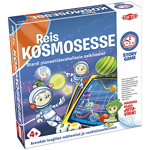 Tactic lauamäng Reis kosmosesse