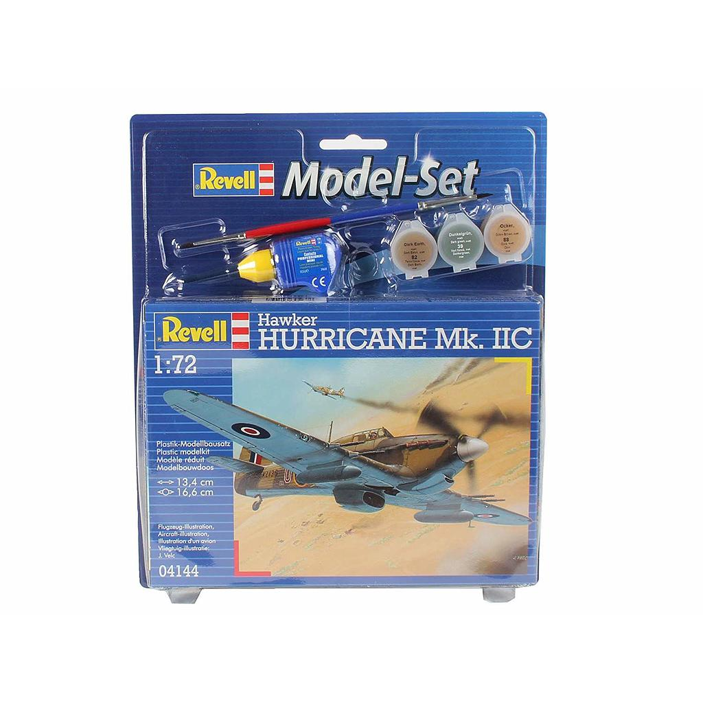 Revell Model Set Hawker Hurricane Mk.II C 1:72