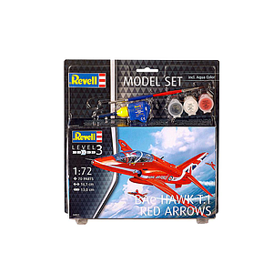 Revell mudelikomplekt BAe Hawk T.1 Red Arrows 1:72