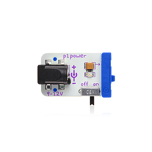 littleBits toitemoodul