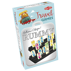Tactic Rummy Board Game (travel)