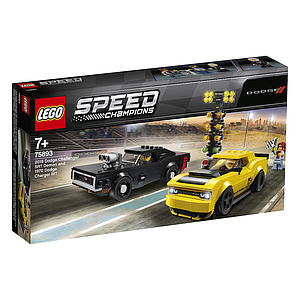 LEGO Speed Champions Dodge 2018