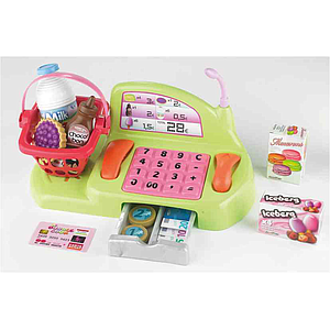 Ecoiffier Cash Register