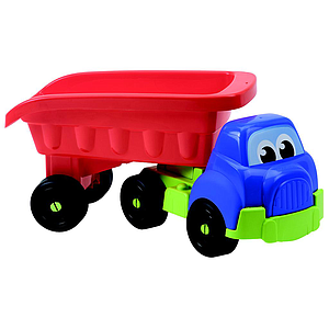 Ecoiffier Tipper with eyes