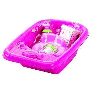 Ecoiffier Bath Set
