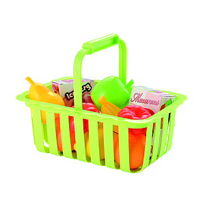 Ecoiffier Fruit Basket