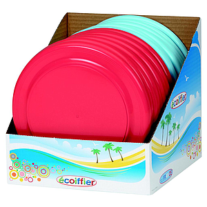 Ecoiffier flying frisbee