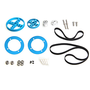 Makeblock Timing Belt Motion Pack-Blue