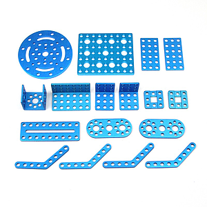Makeblock Bracket Robot Pack-Blue