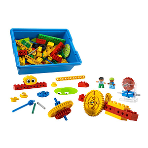 LEGO Education DUPLO Early Simple Machines Set