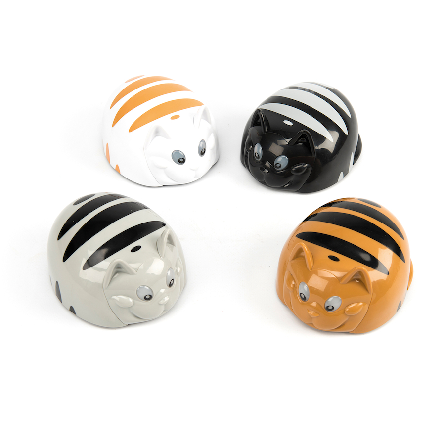Stage One Remote Control Clever Cats 4pk
