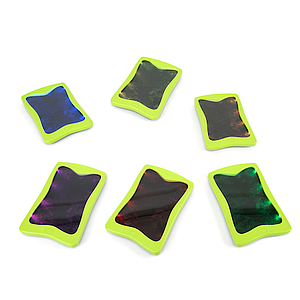 TTS Mini Mark Making Glow Boards (set of 6)