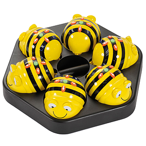 TTS Bee-Bot Programmable Floor Robot (6 pack)