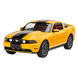 Revell 2010 Ford Mustang GT 1:25