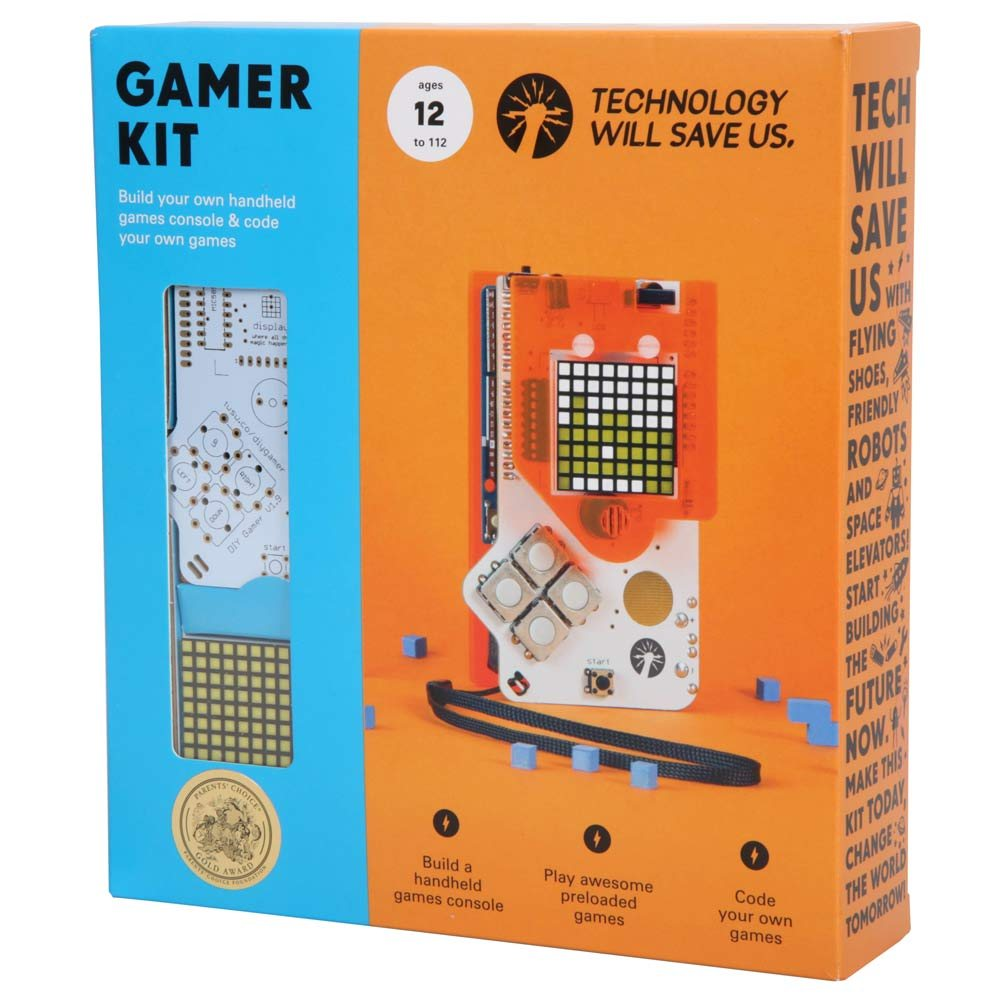 Technology Will Save Us Gamer Kit
