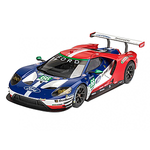 Revell Ford GT Le Mans 2017 1:24