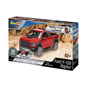 Revell Ford F-150 Raptor 1:25 Easy-Click