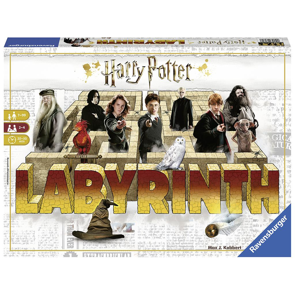 Ravensburger Board Game Harry Potter Labyrinth